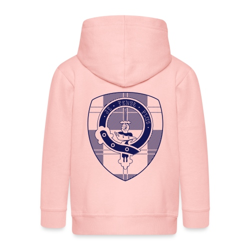 Logo Scouting Erskine 2018 - Kinderen Premium jas met capuchon
