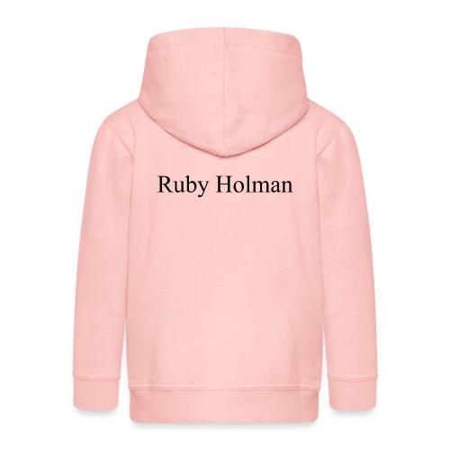 Ruby Holman - Veste à capuche Premium Enfant
