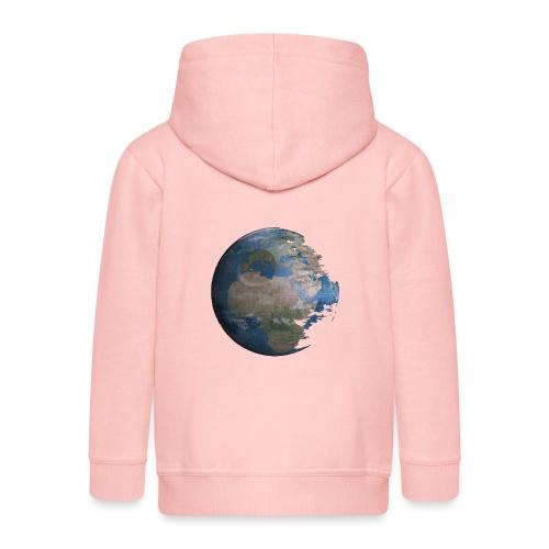 Death Earth - Veste à capuche Premium Enfant