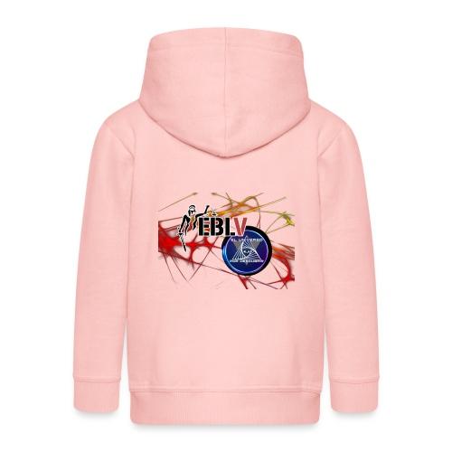 FUSION LOGOS 2 - Kids' Premium Hooded Jacket