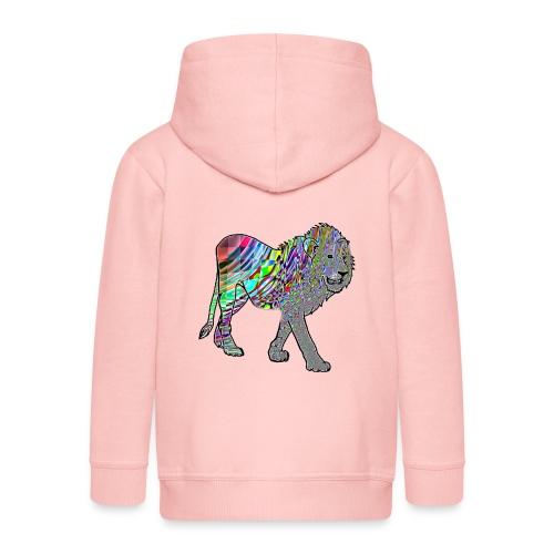 lion1 - Veste à capuche Premium Enfant