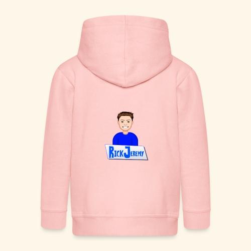 RickJeremymerchandise - Kinderen Premium jas met capuchon