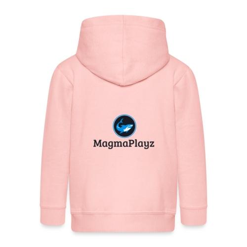 MagmaPlayz shark - Premium hættejakke til børn