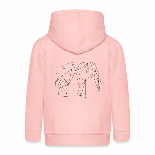 elephant - Veste à capuche Premium Enfant