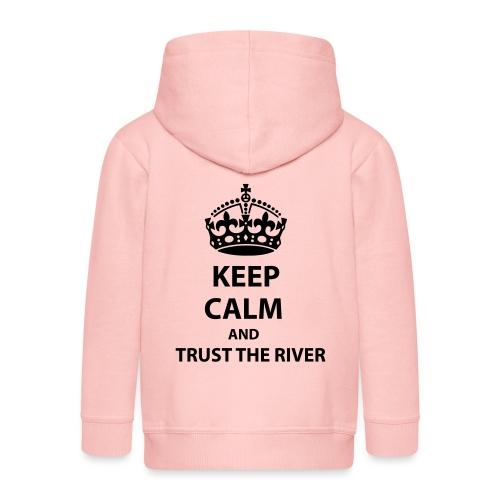Trust The River - Premium-Luvjacka barn