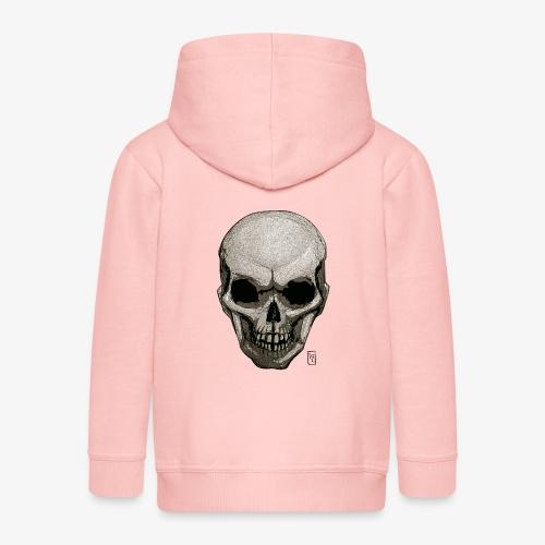 Crâne - Veste à capuche Premium Enfant