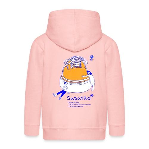 Sapatão - Chaqueta con capucha premium niño