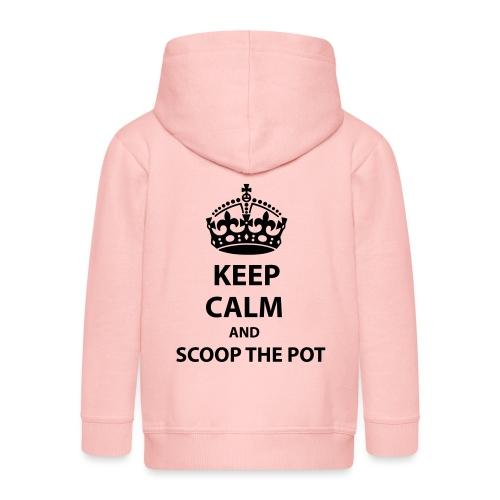 Scoop The Pot - Premium-Luvjacka barn