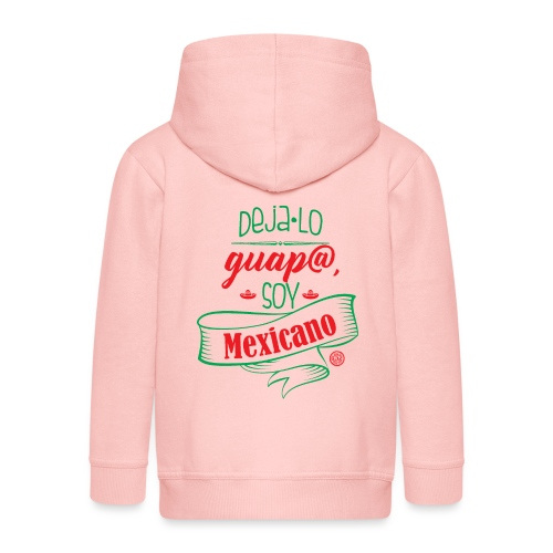 Deja lo Guap@ - Chaqueta con capucha premium niño