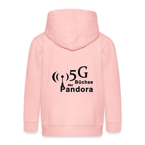 5G Büchse der Pandora - Kinder Premium Kapuzenjacke