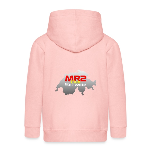 Logo MR2 Club Logo - Kinder Premium Kapuzenjacke