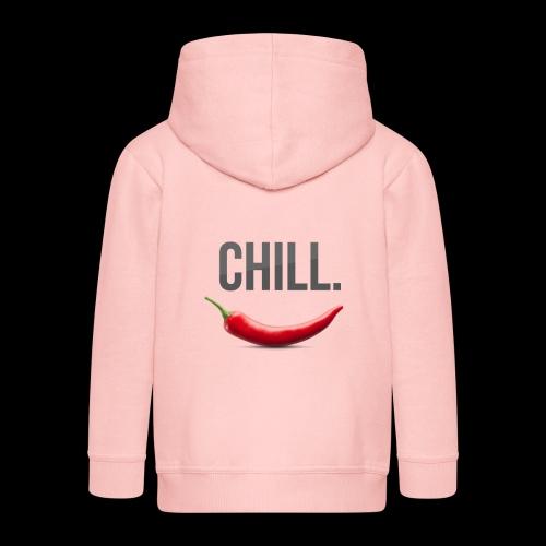 Chill - Kinder Premium Kapuzenjacke