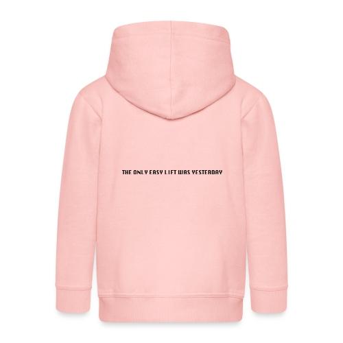 170106 LMY t shirt hinten png - Kinder Premium Kapuzenjacke
