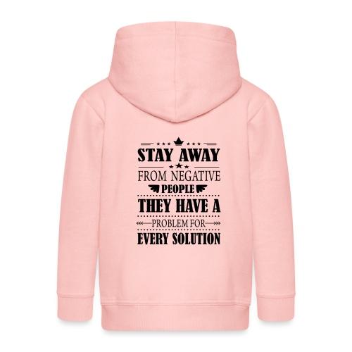 Stay away - Lasten premium hupparitakki