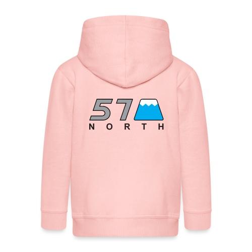 57 North - Kids' Premium Zip Hoodie