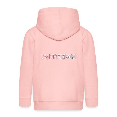 logoshirts - Kinderen Premium jas met capuchon