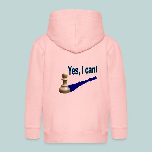 Yes, I can! 1 - Kinder Premium Kapuzenjacke