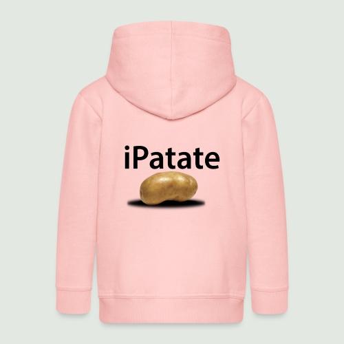 iPatate - Veste à capuche Premium Enfant