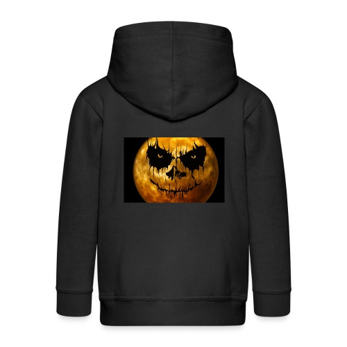 Halloween Mond Shadow Gamer Limited Edition - Kinder Premium Kapuzenjacke