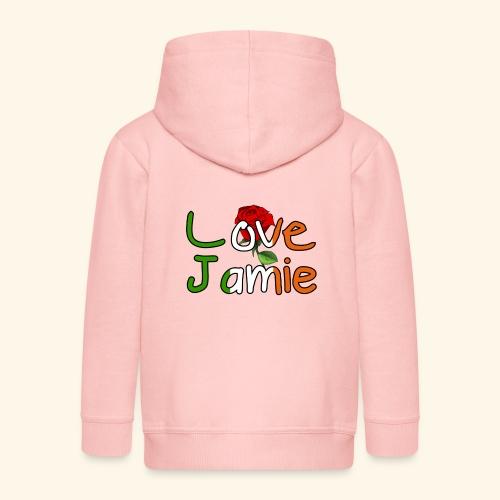 Jlove - Kids' Premium Zip Hoodie