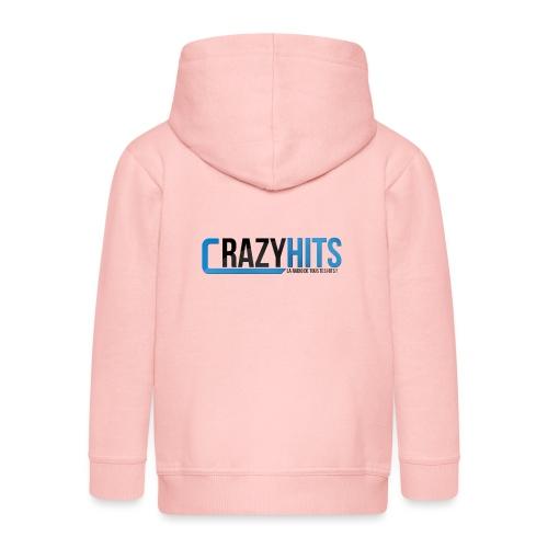 CrazyHIT - Veste à capuche Premium Enfant