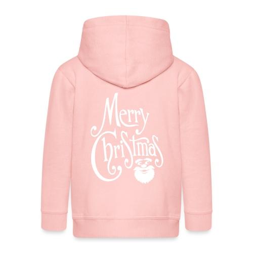 Merry Christmas - Kids' Premium Zip Hoodie