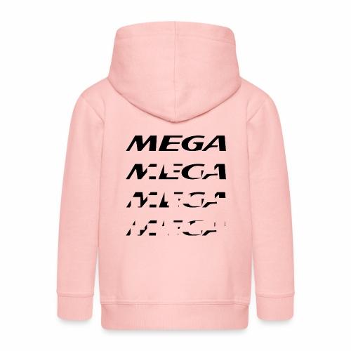 MEGA - Kids' Premium Zip Hoodie