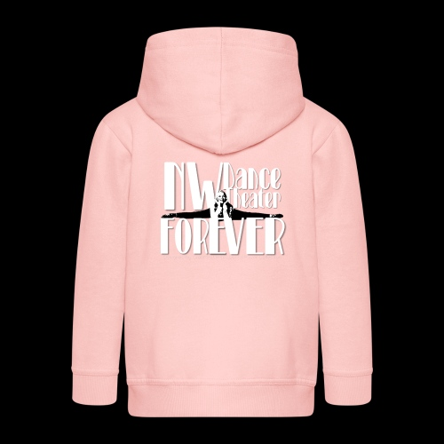 NW Dance Theater Forever [DANCE POWER COLLECTION] - Kids' Premium Zip Hoodie