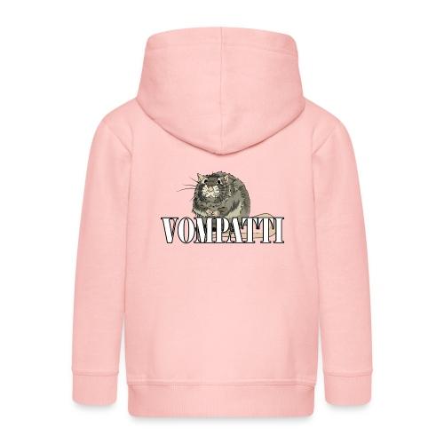 Vompatti - Lasten premium hupparitakki
