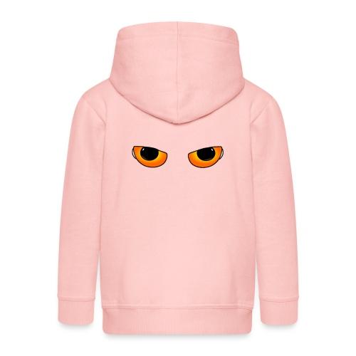 Cateyes - Kids' Premium Zip Hoodie