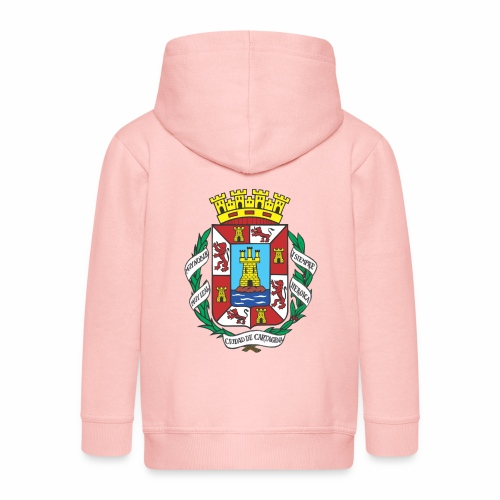 Escudo Cartagena - Chaqueta con capucha premium niño