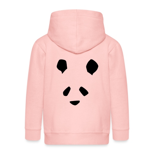 Simple Panda - Kids' Premium Hooded Jacket