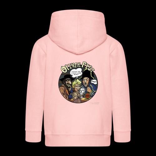 Oliver Pist - Kids' Premium Hooded Jacket