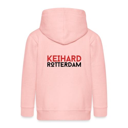 Keihard Rotterdam - Kinderen Premium jas met capuchon