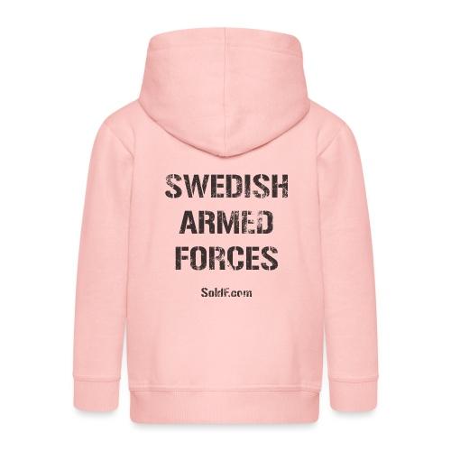 Swedish Armed Forces - Premium-Luvjacka barn