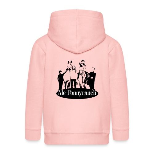 Ale Ponnyranch - Premium-Luvjacka barn