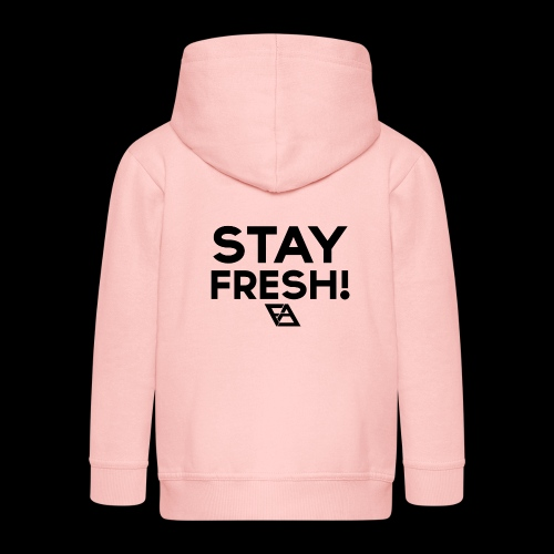 STAY FRESH! T-paita - Lasten premium hupparitakki