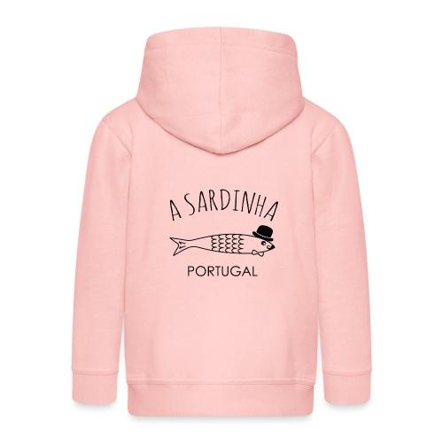 A Sardinha - Portugal - Veste à capuche Premium Enfant