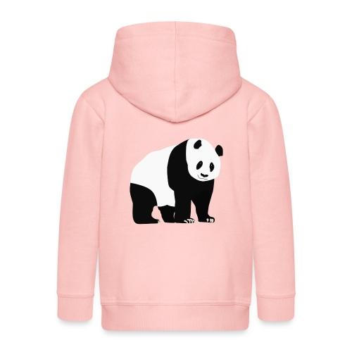 Panda - Lasten premium hupparitakki