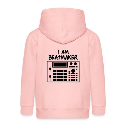 i am beatmaker - Veste à capuche Premium Enfant