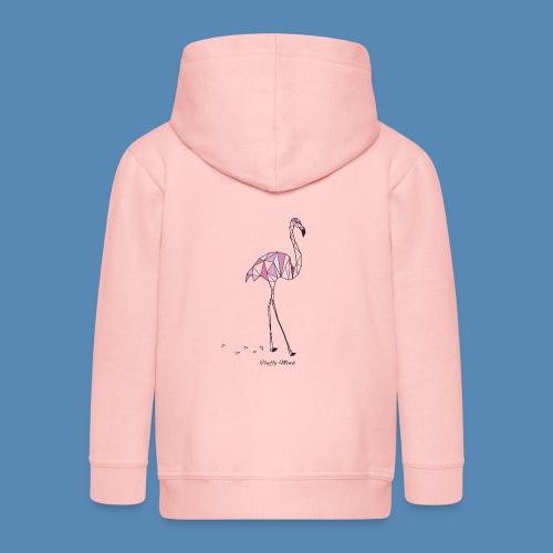 Pink Sky - Veste à capuche Premium Enfant