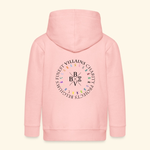 BVBE Charity Projects - Kids' Premium Hooded Jacket