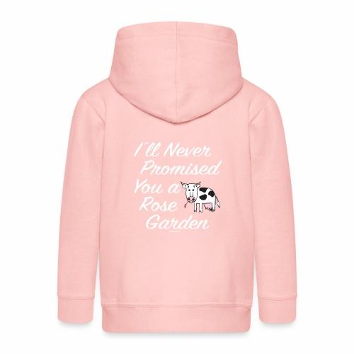 Hauskat Lehmä paidat, tekstiilit- ja lahjatuotteet - Lasten premium hupparitakki