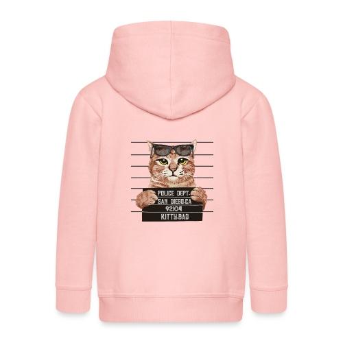kitty bad - Veste à capuche Premium Enfant