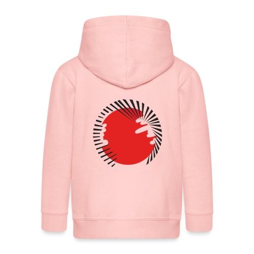 Samouraï - Veste à capuche Premium Enfant