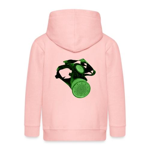 gas shield - Kids' Premium Hooded Jacket