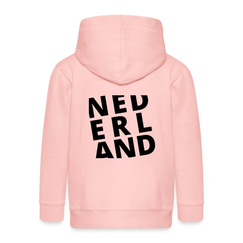 Nederland - Kinderen Premium jas met capuchon