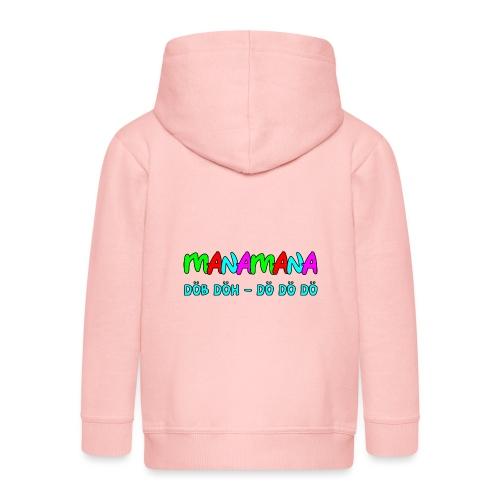 manamana - Kinder Premium Kapuzenjacke