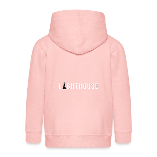 Lighthouse Logo - Kinder Premium Kapuzenjacke