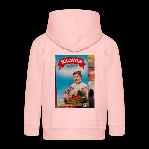 Babushka's fines - Kids' Premium Hooded Jacket